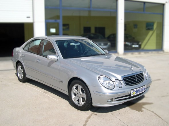 Mercedes E 280 CDI Avantgarde