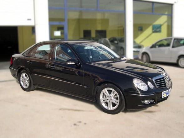 Mercedes E 200 CDI Avantgarde