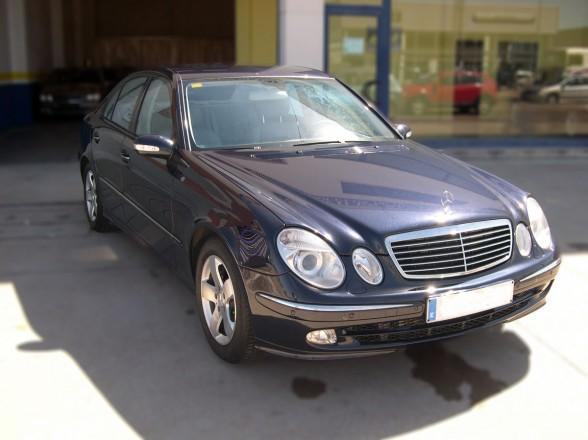 Mercedes E 270 CDI Avantgarde