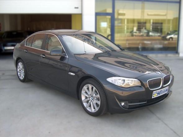BMW 530 DA Efficient Dynamics