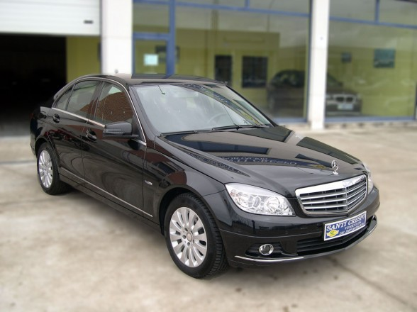 Mercedes C 220 CDI Elegance
