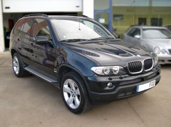 BMW X5 3.0dA