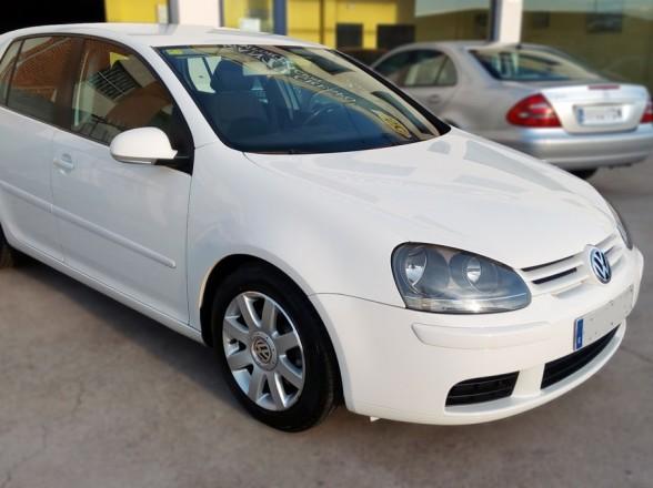 VW Golf 2.0 TDI Sportline