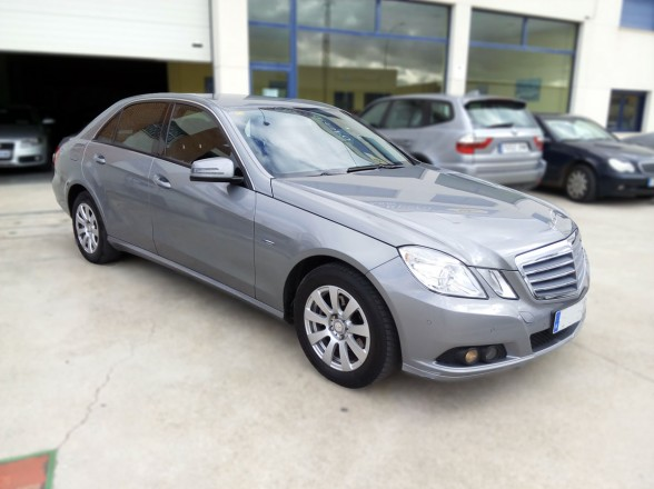Mercedes E 220 CDI BE