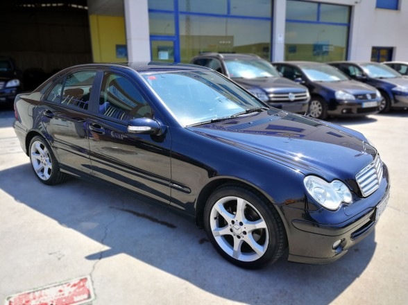 Mercedes C220CDI Sport