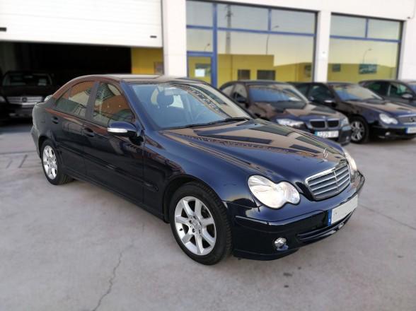 Mercedes C 220 CDI Classic
