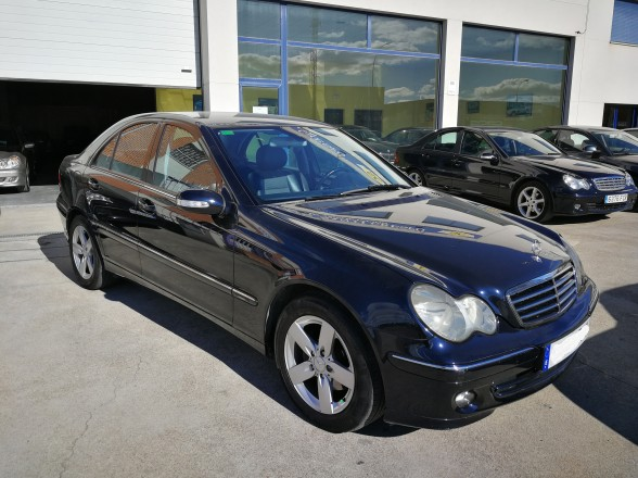 Mercedes C 220 CDi Avantgarde Aut.
