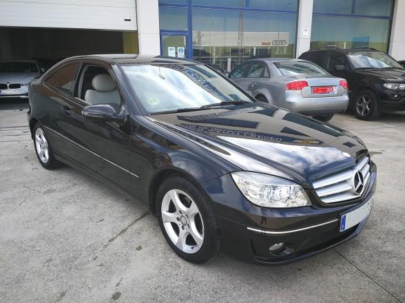 Mercedes CLC 220 CDI